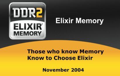 Elixir Memory